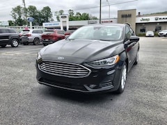 New  2019 Ford Fusion Hybrid SE Sedan for sale  in Liberty NY