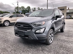 New  2019 Ford EcoSport SES SUV for sale  in Liberty NY