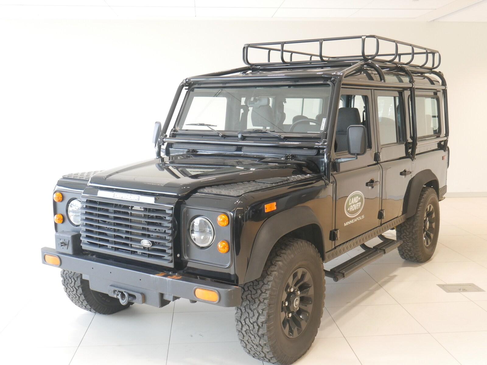 1993 Land Rover Defender 110 Base SUV