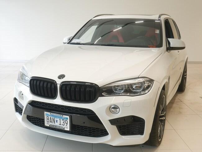 2017 BMW X5 M Sports Activity Vehicle SUV