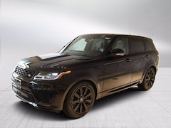 New 2021 Land Rover Range Rover Sport HSE Turbo i6 MHEV HSE Silver Edition for sale near Minneapolis