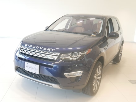 2019 Land Rover Discovery Sport HSE Luxury 4WD SUV