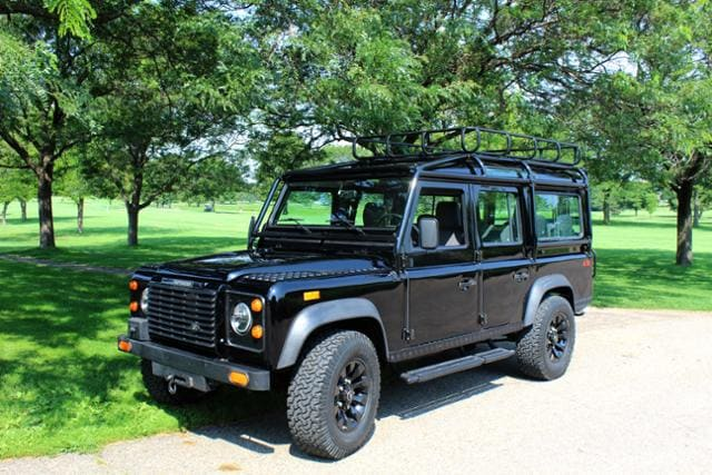 1993 Land Rover Defender 110 Base SUV
