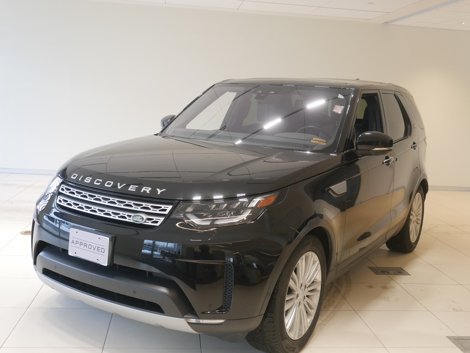 2018 Land Rover Discovery HSE Luxury Td6 Diesel SUV
