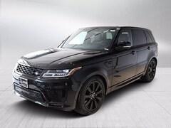 New 2021 Land Rover Range Rover Sport HST Turbo i6 MHEV HST for sale near Minneapolis