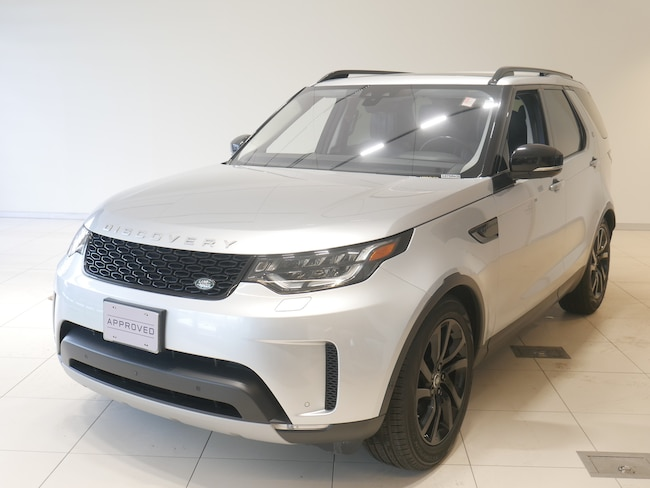 2017 Land Rover Discovery HSE Luxury V6 Supercharged SUV