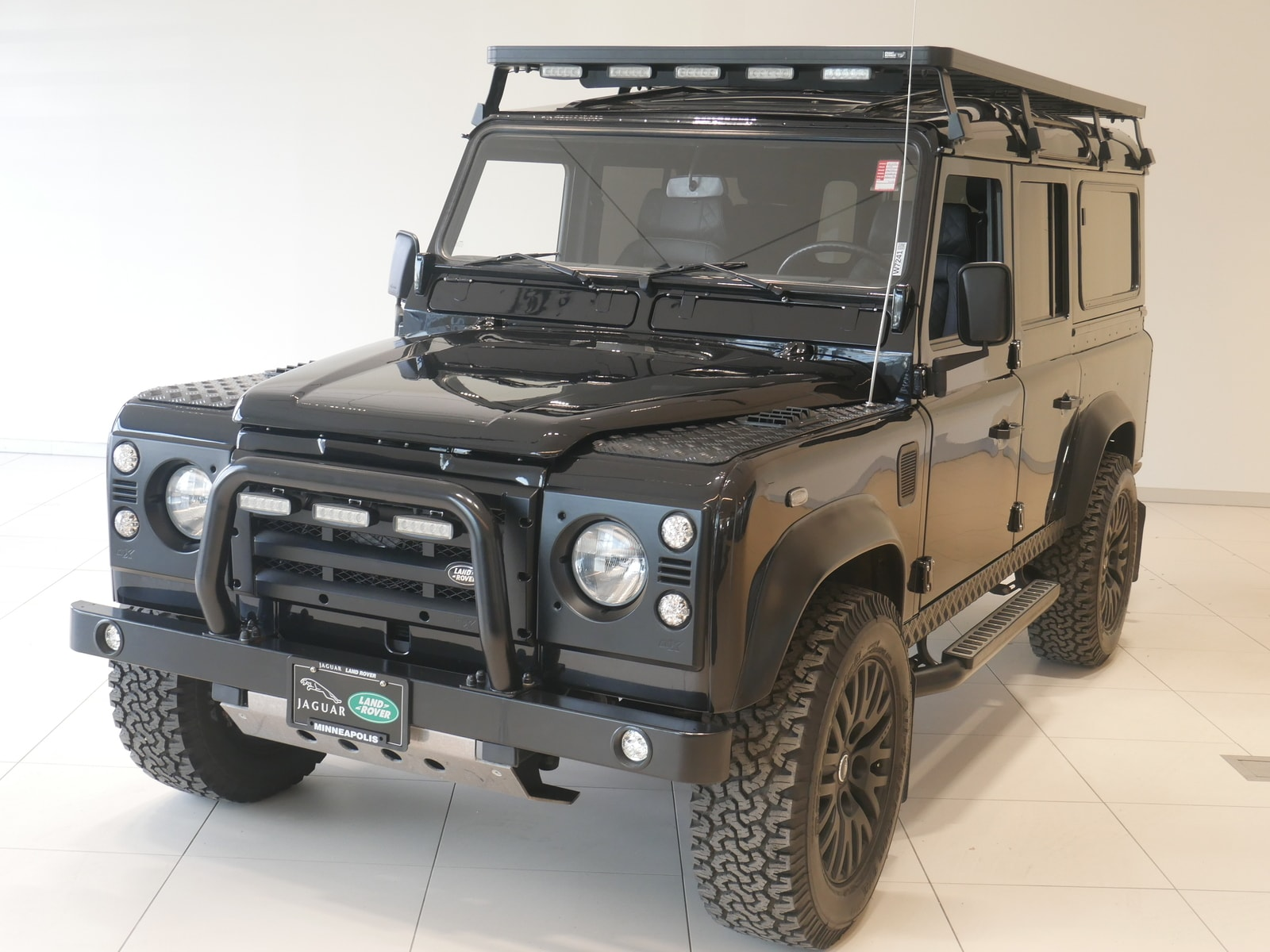 1988 Land Rover Defender 110 Wagon
