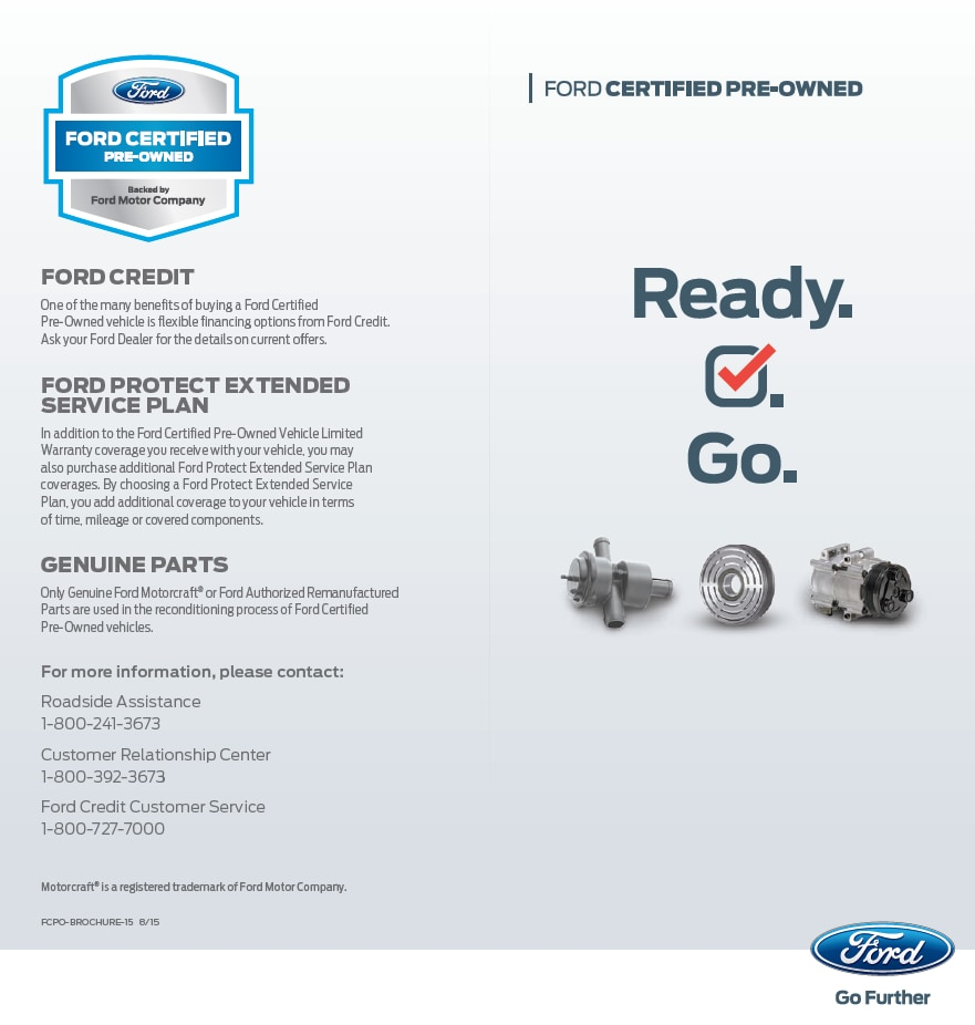 Ford CPO Information