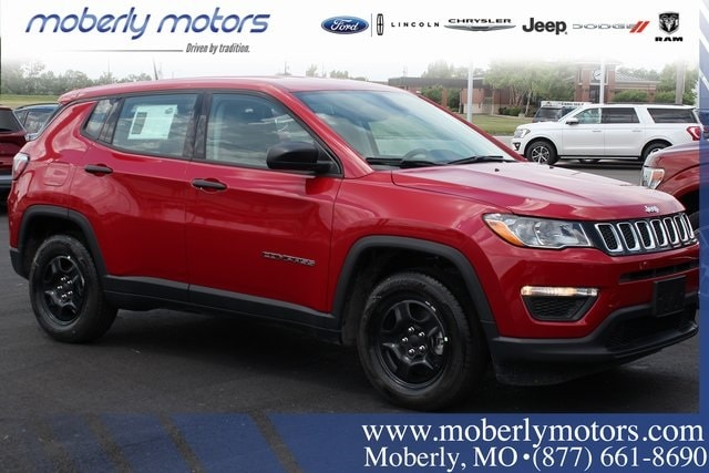 2018 Jeep Compass Sport SUV