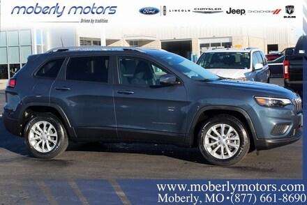 2021 Jeep Cherokee Latitude SUV
