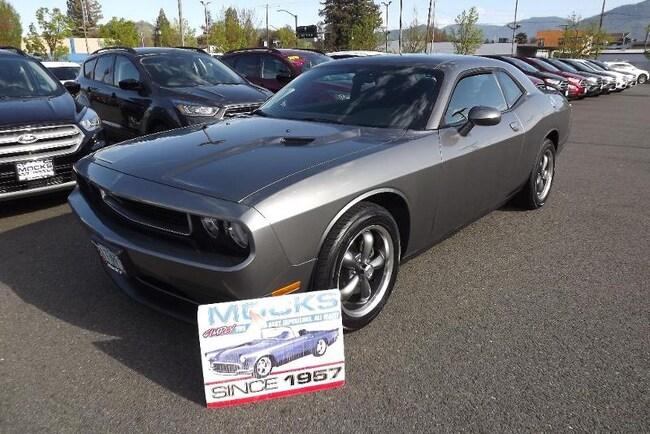 2012 Dodge Challenger SXT Coupe