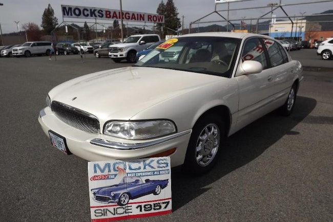 2004 Buick Park Avenue Base Sedan