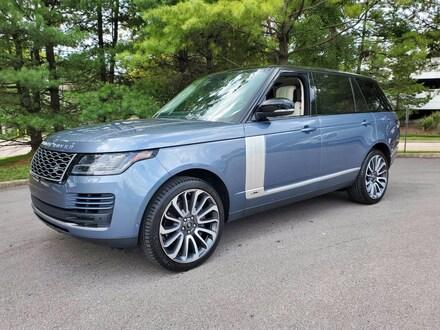 2019 Land Rover Range Rover 5.0L V8 Supercharged SUV