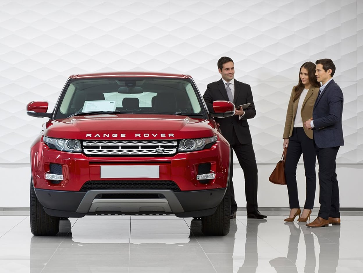 Land Rover Trade In Program