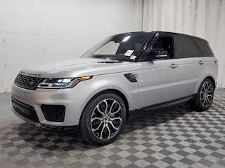 2021 Land Rover Range Rover Sport HSE Turbo i6 MHEV HSE Silver Edition