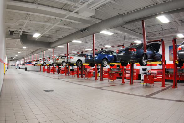 Ford Dealers In Ct >> Is it more expensive to have your car serviced at a ...