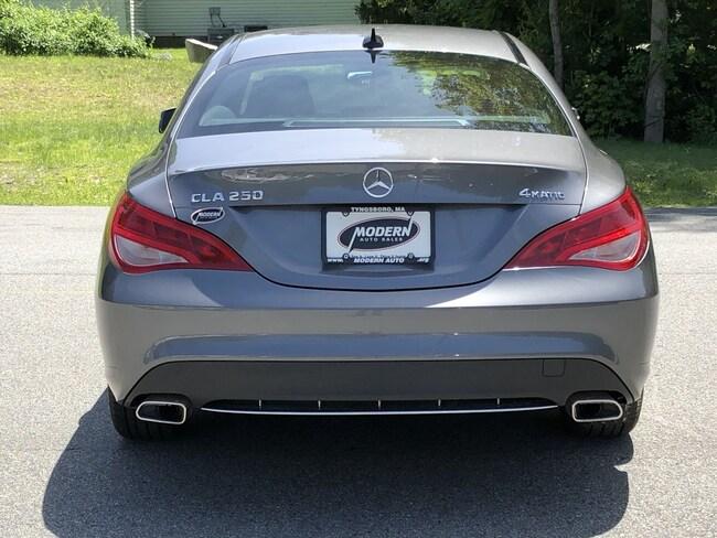Used 2014 Mercedes-Benz CLA 250 For Sale | Tyngsboro Ma