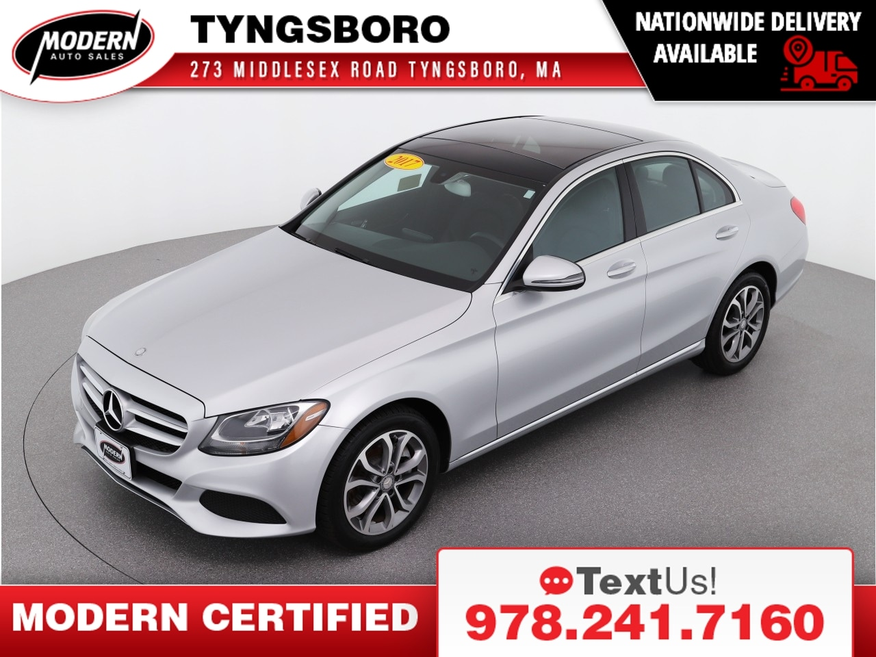 Used Mercedes Benz C Class Tyngsborough Ma