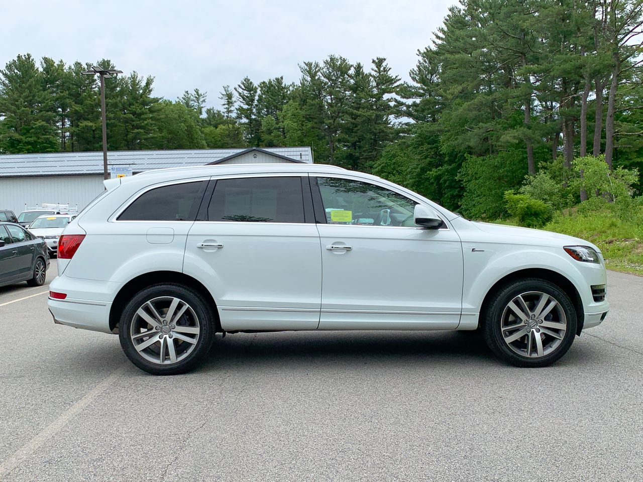 Used 2015 Audi Q7 For Sale | Tyngsboro Ma, Lowell, MA and