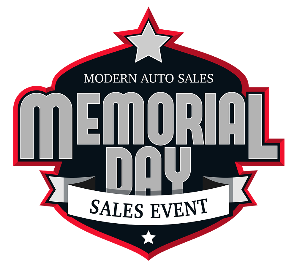 Modern Auto Sales Memorial Day Sales Event