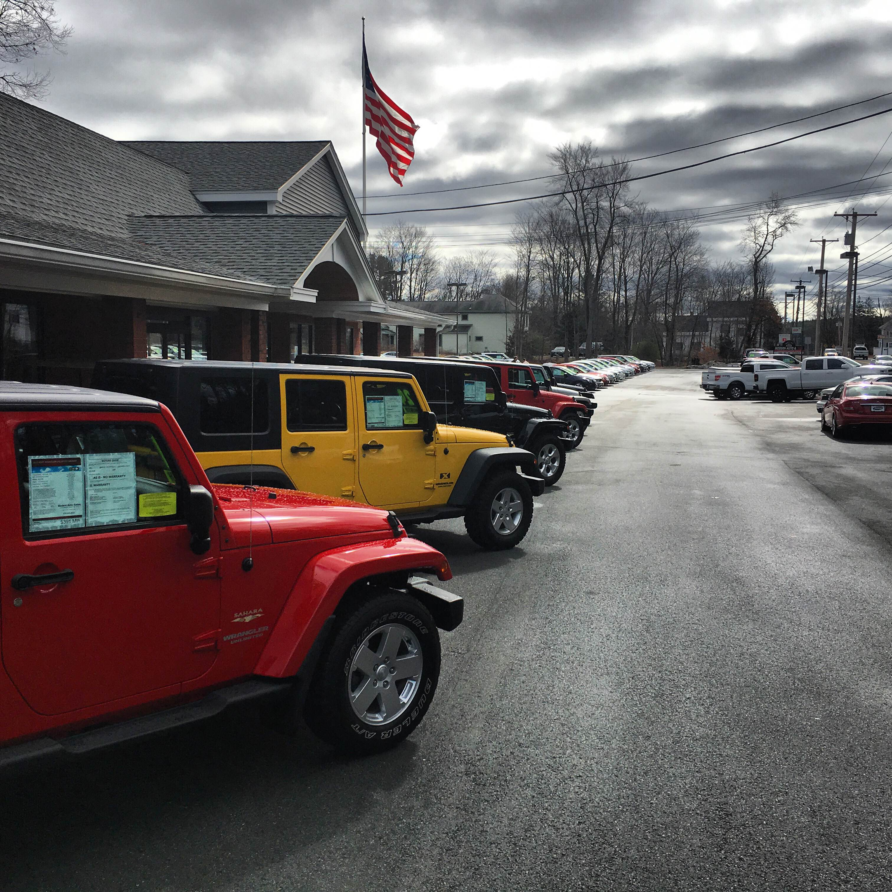 Used Car Buying Tips By Rob Whitaker At Modern Auto Sales