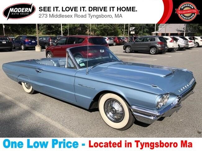1964 Ford Thunderbird Convertible Convertible