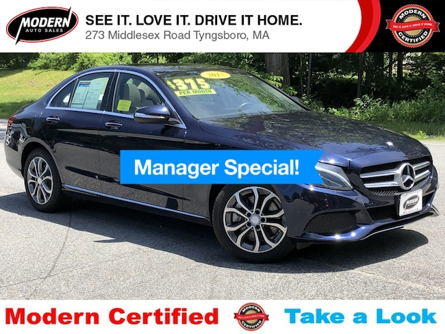 Used 2015 Mercedes-Benz C-Class For Sale | Tyngsboro Ma