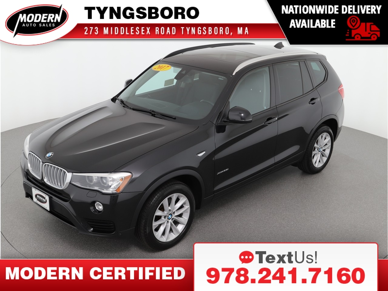 Used Bmw X3 Tyngsborough Ma