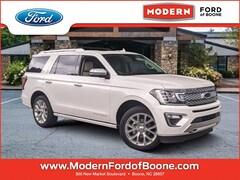 Used 2019 Ford Expedition Platinum SUV Boone, North Carolina