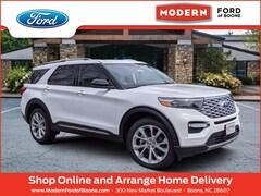 2021 Ford Explorer Platinum Sport Utility