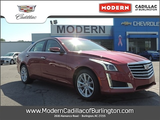 2019 CADILLAC CTS 2.0L Turbo Base Sedan