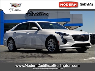 2019 CADILLAC CT6 2.0L Turbo Luxury Sedan