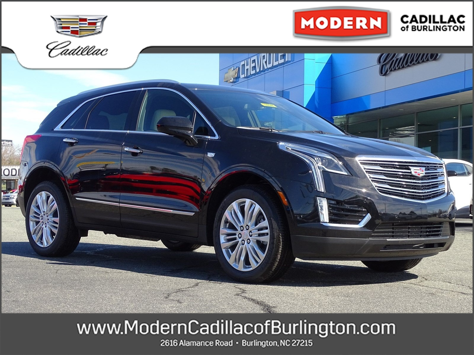 2019 Cadillac XT5: Expectations, Specs, Price >> New 2019 Cadillac Xt5 For Sale At Modern Automotive Vin