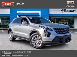 2021 CADILLAC XT4 Luxury SUV