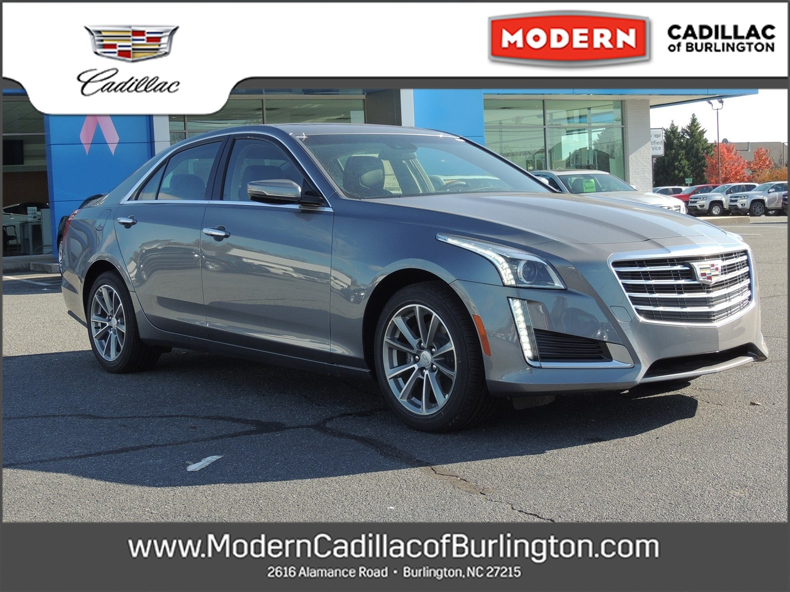 2019 CADILLAC CTS 2.0L Turbo Luxury Sedan