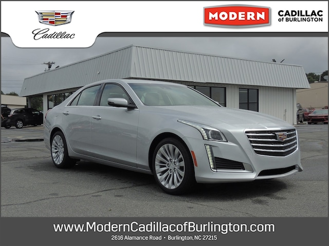 Cts For Sale >> New 2019 Cadillac Cts For Sale At Modern Automotive Vin