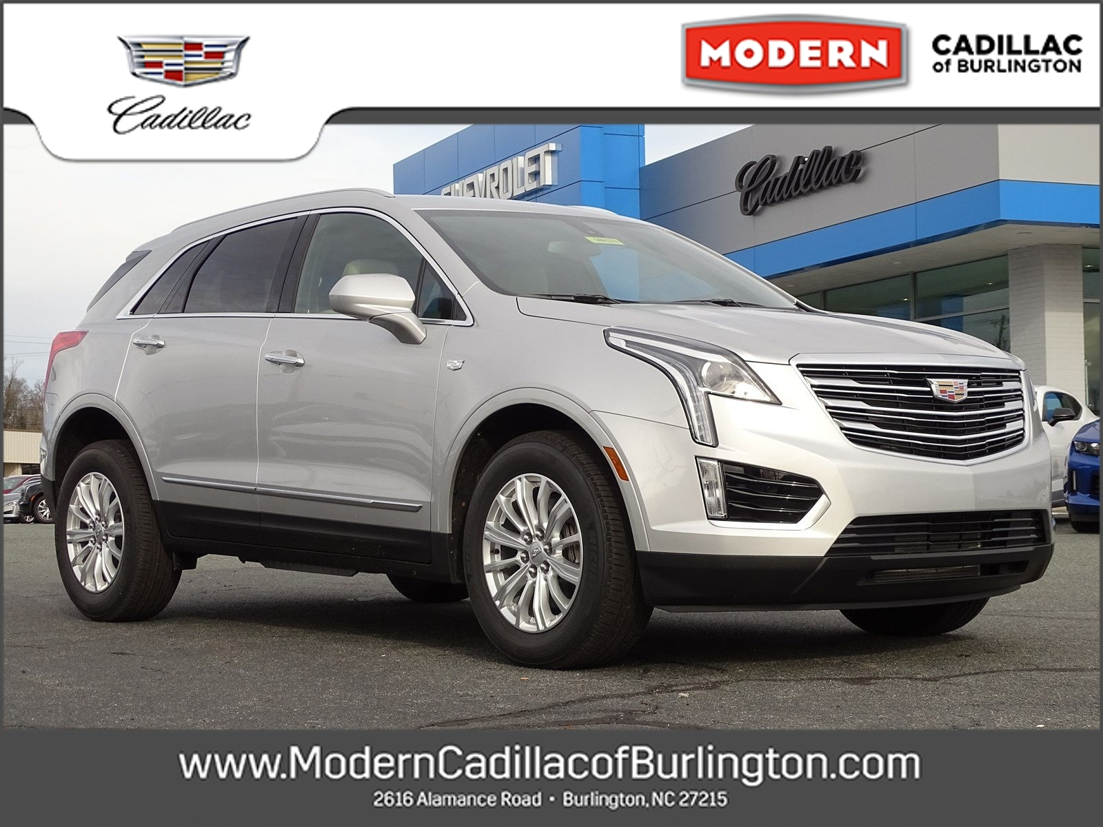 2019 Cadillac XT5: Expectations, Specs, Price >> Vin New 2019 Cadillac Xt5 For Sale At Modern Automotive