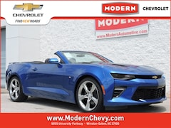 New 2018 Chevrolet Camaro 1SS Convertible Winston Salem, North Carolina