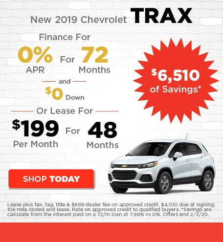 Modern Chevrolet Winston Salem Nc >> New Chevy Specials & Deals in Winston Salem, NC | Modern Chevrolet