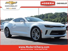 New 2018 Chevrolet Camaro 1LT Coupe Winston Salem, North Carolina