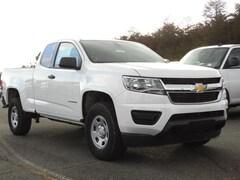 New 2019 Chevrolet Colorado WT Truck Extended Cab Winston Salem, North Carolina
