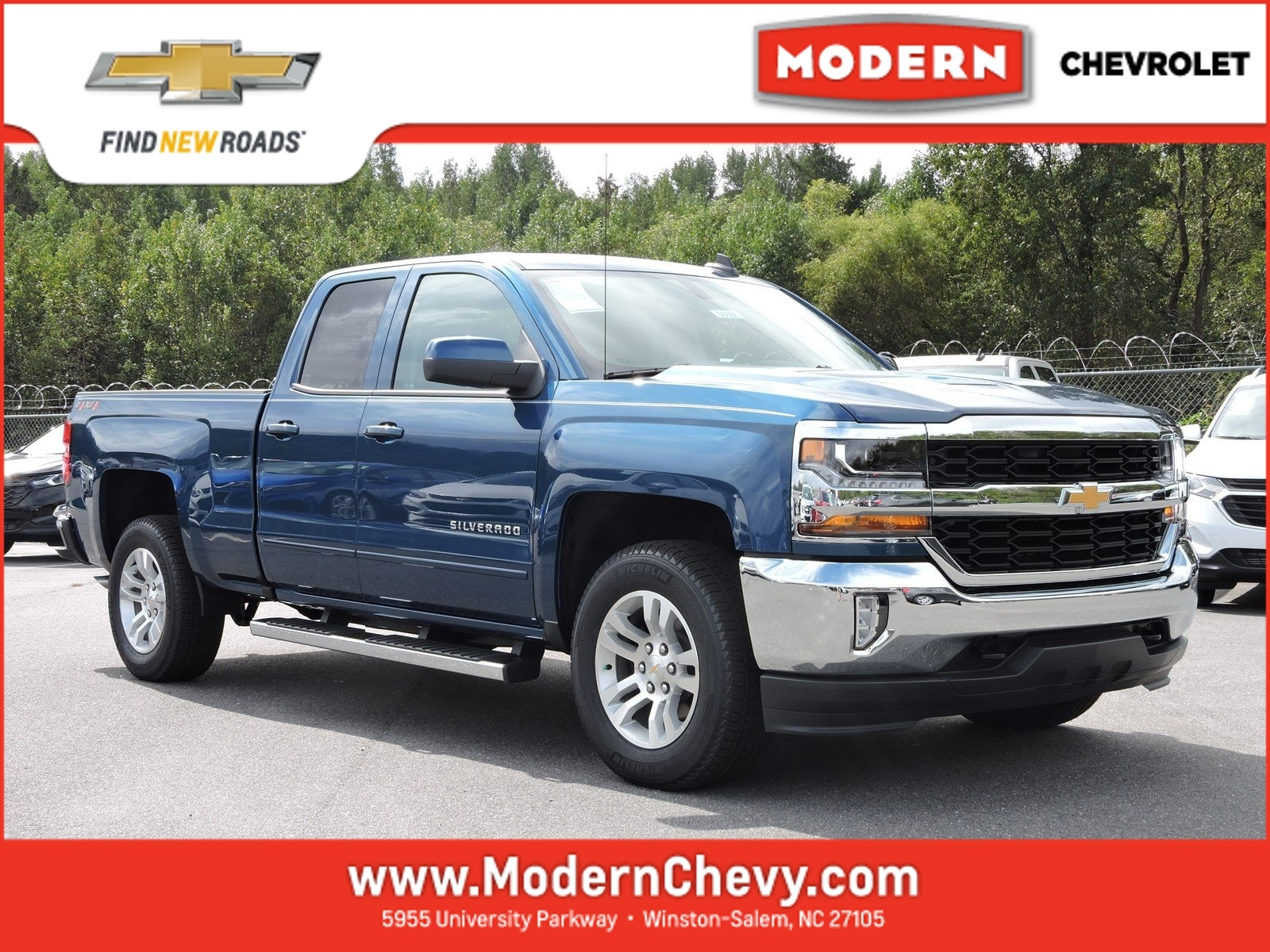 New 2019 Chevrolet Silverado 1500 LD For Sale