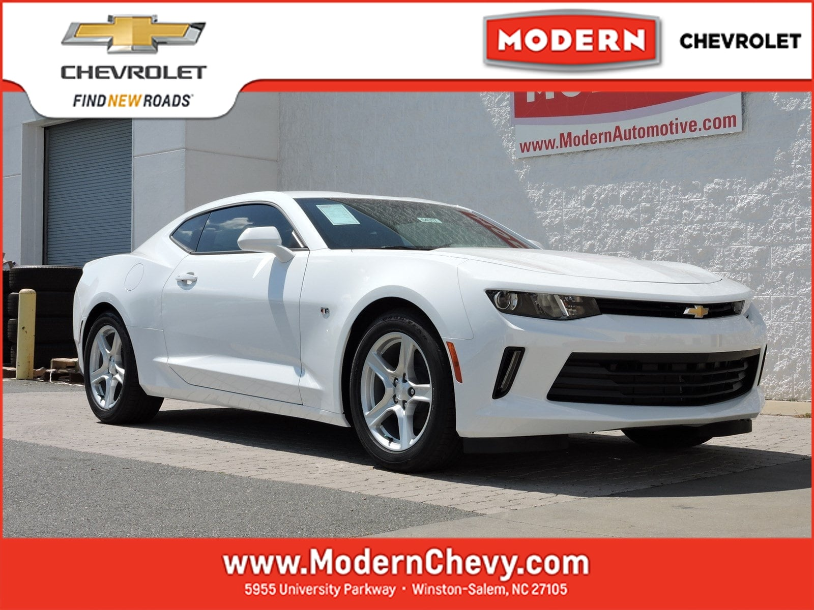 2018 Chevrolet Camaro 2LT Coupe