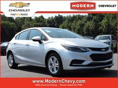 New 2018 Chevrolet Cruze LT Auto Hatchback Winston Salem, North Carolina