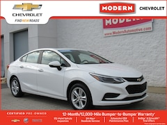 Used 2017 Chevrolet Cruze LT Sedan Winston Salem, North Carolina