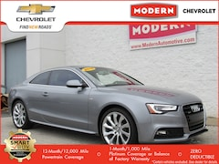 2015 Audi A5 2.0T Premium Plus Coupe
