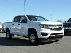New 2019 Chevrolet Colorado WT Truck Crew Cab Winston Salem, North Carolina
