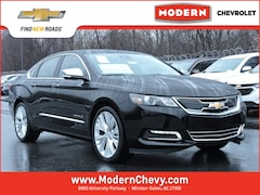 New 2019 Chevrolet Impala Premier w/2LZ Sedan Winston Salem, North Carolina