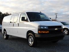 New 2019 Chevrolet Express 2500 Work Van Van Extended Cargo Van Winston Salem, North Carolina