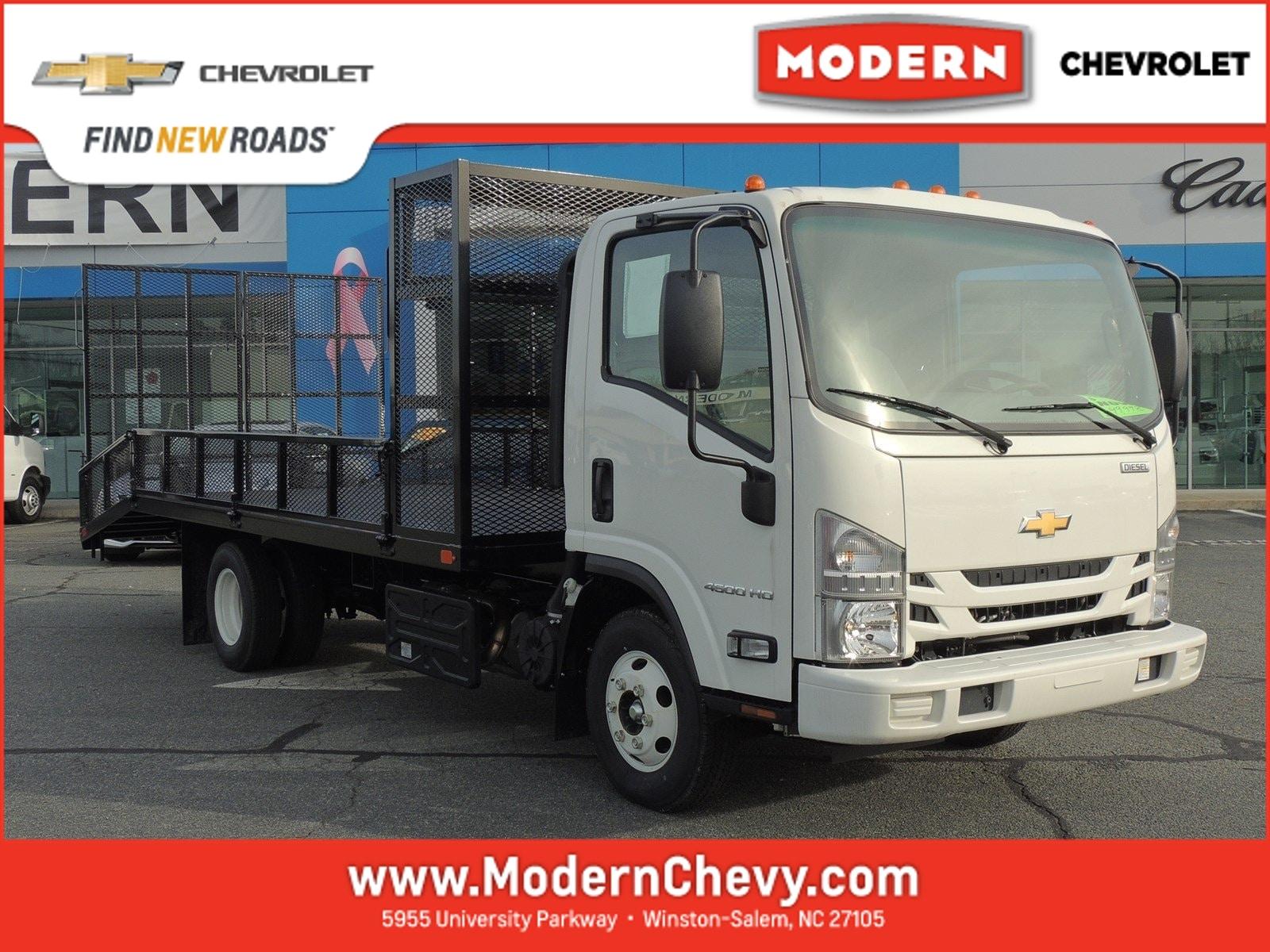 2018 Chevrolet 4500HD LCF Diesel 150